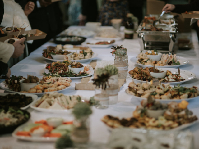 Wedding Platters