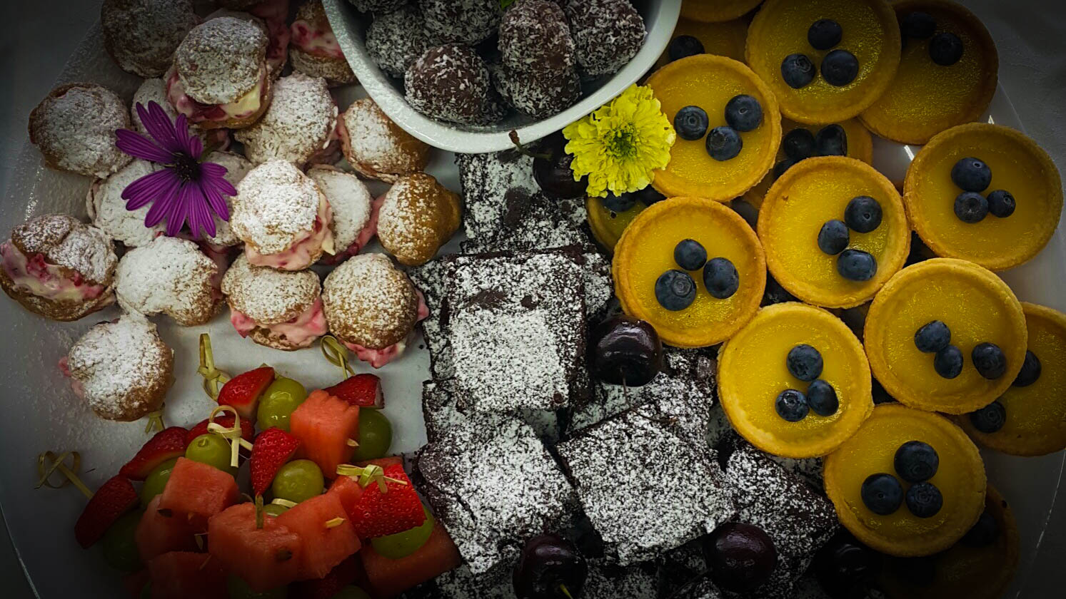 Platters Savoury Sweet Catering Auckland Quality Wedding Corporate Bbq Party Caterers Auckland